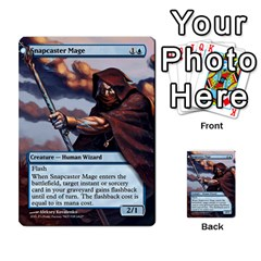 Dismember To Counterspell By Ben Hout   Multi Purpose Cards (rectangle)   U5o33adf70ab   Www Artscow Com Front 24