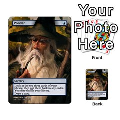 Dismember To Counterspell By Ben Hout   Multi Purpose Cards (rectangle)   U5o33adf70ab   Www Artscow Com Front 30
