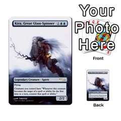 Dismember To Counterspell By Ben Hout   Multi Purpose Cards (rectangle)   U5o33adf70ab   Www Artscow Com Front 43