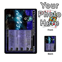 Dismember To Counterspell By Ben Hout   Multi Purpose Cards (rectangle)   U5o33adf70ab   Www Artscow Com Front 44