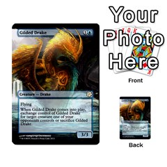 Dismember To Counterspell By Ben Hout   Multi Purpose Cards (rectangle)   U5o33adf70ab   Www Artscow Com Front 47