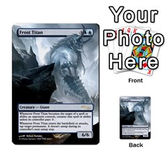 Dismember To Counterspell By Ben Hout   Multi Purpose Cards (rectangle)   U5o33adf70ab   Www Artscow Com Front 48