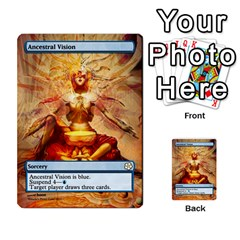 Coralhelm Commander To River Boa By Ben Hout   Multi Purpose Cards (rectangle)   8x5qgq682957   Www Artscow Com Front 6