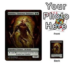 Coralhelm Commander To River Boa By Ben Hout   Multi Purpose Cards (rectangle)   8x5qgq682957   Www Artscow Com Front 53