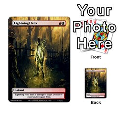 Coralhelm Commander To River Boa By Ben Hout   Multi Purpose Cards (rectangle)   8x5qgq682957   Www Artscow Com Front 11