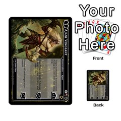 Coralhelm Commander To River Boa By Ben Hout   Multi Purpose Cards (rectangle)   8x5qgq682957   Www Artscow Com Front 14