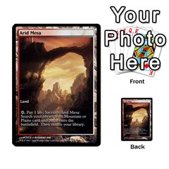 Coralhelm Commander To River Boa By Ben Hout   Multi Purpose Cards (rectangle)   8x5qgq682957   Www Artscow Com Front 16
