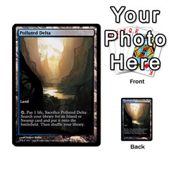 Coralhelm Commander To River Boa By Ben Hout   Multi Purpose Cards (rectangle)   8x5qgq682957   Www Artscow Com Front 19