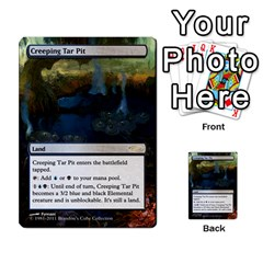 Coralhelm Commander To River Boa By Ben Hout   Multi Purpose Cards (rectangle)   8x5qgq682957   Www Artscow Com Front 22