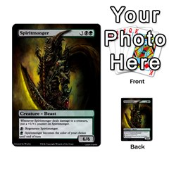 Coralhelm Commander To River Boa By Ben Hout   Multi Purpose Cards (rectangle)   8x5qgq682957   Www Artscow Com Front 23
