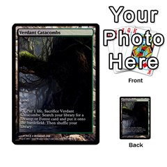 Coralhelm Commander To River Boa By Ben Hout   Multi Purpose Cards (rectangle)   8x5qgq682957   Www Artscow Com Front 24