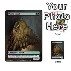 Coralhelm Commander To River Boa By Ben Hout   Multi Purpose Cards (rectangle)   8x5qgq682957   Www Artscow Com Front 26