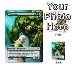 Coralhelm Commander To River Boa By Ben Hout   Multi Purpose Cards (rectangle)   8x5qgq682957   Www Artscow Com Front 39