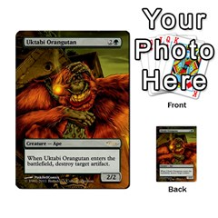 Coralhelm Commander To River Boa By Ben Hout   Multi Purpose Cards (rectangle)   8x5qgq682957   Www Artscow Com Front 40
