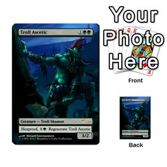 Coralhelm Commander To River Boa By Ben Hout   Multi Purpose Cards (rectangle)   8x5qgq682957   Www Artscow Com Front 41