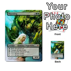 Coralhelm Commander To River Boa By Ben Hout   Multi Purpose Cards (rectangle)   8x5qgq682957   Www Artscow Com Front 43