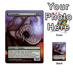Coralhelm Commander To River Boa By Ben Hout   Multi Purpose Cards (rectangle)   8x5qgq682957   Www Artscow Com Front 44