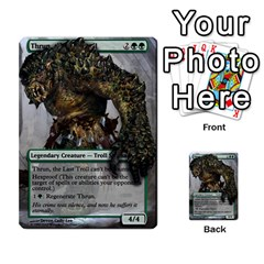 Coralhelm Commander To River Boa By Ben Hout   Multi Purpose Cards (rectangle)   8x5qgq682957   Www Artscow Com Front 45