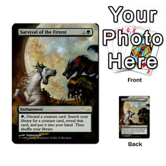 Coralhelm Commander To River Boa By Ben Hout   Multi Purpose Cards (rectangle)   8x5qgq682957   Www Artscow Com Front 48