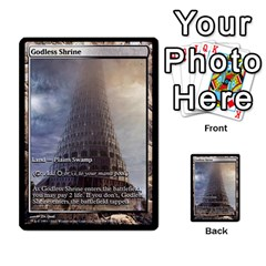 Regrowth To Blightning By Ben Hout   Multi Purpose Cards (rectangle)   B0jip24emsnd   Www Artscow Com Front 51