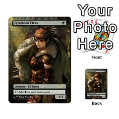 Regrowth To Blightning By Ben Hout   Multi Purpose Cards (rectangle)   B0jip24emsnd   Www Artscow Com Front 22
