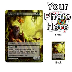 Regrowth To Blightning By Ben Hout   Multi Purpose Cards (rectangle)   B0jip24emsnd   Www Artscow Com Front 24