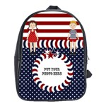 4 JULY BAG - School Bag (Large)