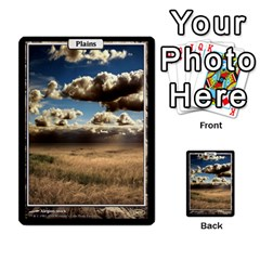 Baneslayer To Swamp By Ben Hout   Multi Purpose Cards (rectangle)   1tr6uekds45v   Www Artscow Com Front 30