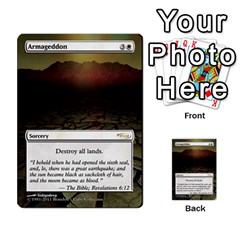 Baneslayer To Swamp By Ben Hout   Multi Purpose Cards (rectangle)   1tr6uekds45v   Www Artscow Com Front 4