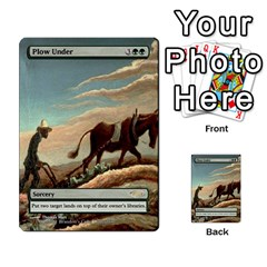 Extras By Ben Hout   Multi Purpose Cards (rectangle)   N7v6zb3lq5u1   Www Artscow Com Front 27