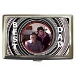 Dad money/cigarette case - Cigarette Money Case