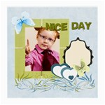 nice day - Medium Glasses Cloth (2 Sides)