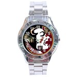 Trey fathers day - Stainless Steel Analogue Watch