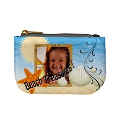 Summer By Joely   Mini Coin Purse   O19hhuovp9vt   Www Artscow Com Front