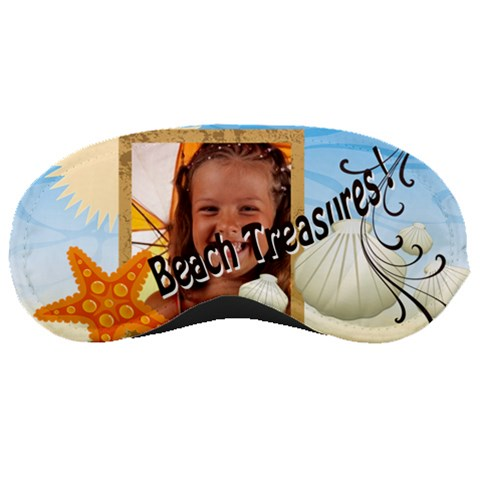 Summer By Joely   Sleeping Mask   H8n910w01f9o   Www Artscow Com Front