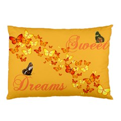 Sweet Dreams Pillow Case 2 Sides By Kim Blair   Pillow Case (two Sides)   Zwh1h763bnod   Www Artscow Com Back