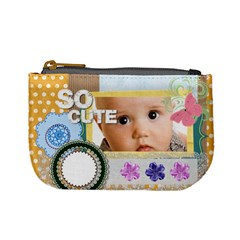 So Cute By Joely   Mini Coin Purse   Merzm7nx3mfo   Www Artscow Com Front