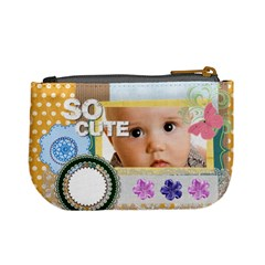 So Cute By Joely   Mini Coin Purse   Merzm7nx3mfo   Www Artscow Com Back