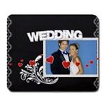 wedding - Collage Mousepad