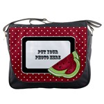 Waternmelon Bag - Messenger Bag