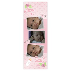 Body Pillow Case (2 Sides)  Baby Girl2 By Jennyl   Body Pillow Case Dakimakura (two Sides)   J9n2byi5osul   Www Artscow Com Back