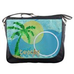 Treasure Island Messenger bag
