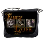 Family Love Messenger Bag