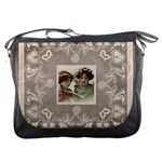 sweet angels Messenger Bag