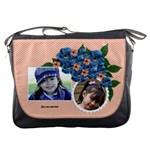 Messenger Bag - Flower Power