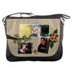 Messenger Bag - Peachy