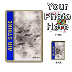 218 By Pixatintes   Multi Purpose Cards (rectangle)   Wclpn3i5ywpw   Www Artscow Com Front 1