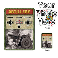 218 By Pixatintes   Multi Purpose Cards (rectangle)   Wclpn3i5ywpw   Www Artscow Com Front 51