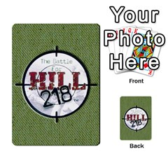 218 By Pixatintes   Multi Purpose Cards (rectangle)   Wclpn3i5ywpw   Www Artscow Com Back 52