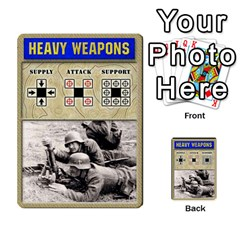 218 By Pixatintes   Multi Purpose Cards (rectangle)   Wclpn3i5ywpw   Www Artscow Com Front 13